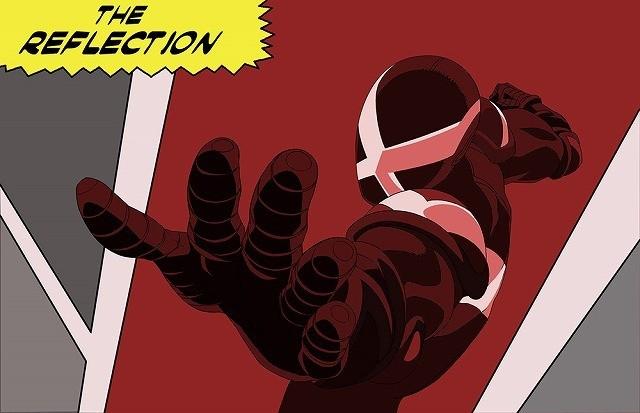 「THE REFLECTION」ビジュアル