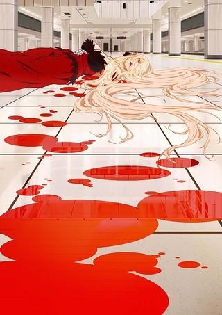 「傷物語〈Ⅰ 鉄血篇〉」のサウンドトラックがアナログレコードで完全数量生産限定販売
