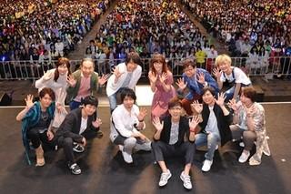 「フェス松さん」帰ってきた6つ子に7万人が熱狂!「松の市」第2弾&展示系イベント開催も決定