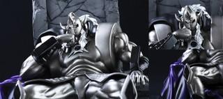 「キン肉マン」初期原作ver.の悪魔将軍フィギュアが5月29日一般予約開始