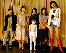 オキメグ、美咲も驚愕!「呪怨」は怖いぞ : 映画ニュース