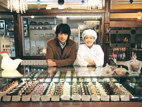 人生は甘いばかりじゃないけれど「洋菓子店コアンドル」