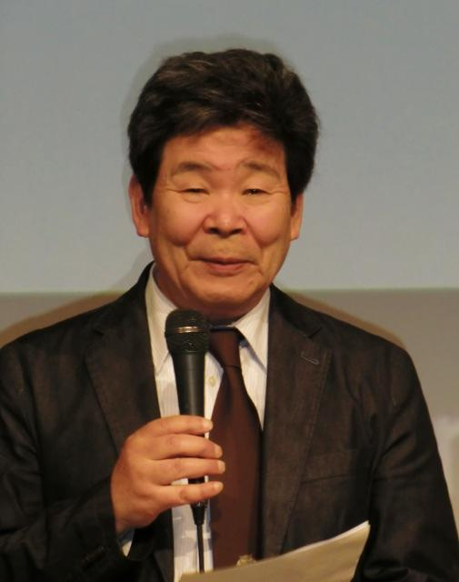高畑勲、フレデリック・バック展開催「時宜にかなっている」 : 映画ニュース