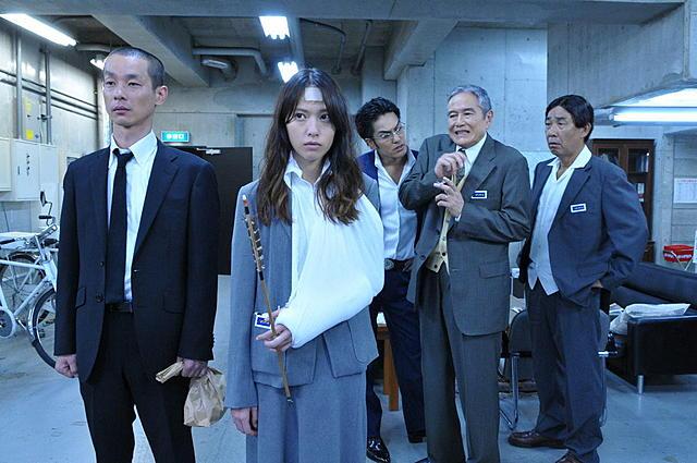 映画SPECの戸田恵梨香