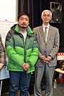 韓国の新鋭パク・ジョンボム、日本在住の脱北者と議論交わす