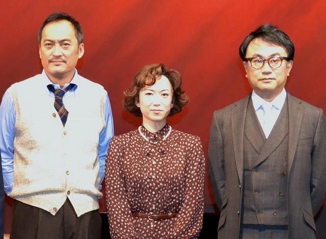 渡辺謙 Wikipedia: 和久井映見 : [267214] 写真・画像