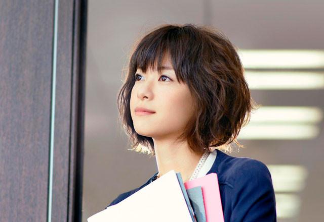 髪型・ファッションの特集!不思議系人気女優、「上野樹里」|MARBLE [マーブル]