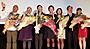 大竹しのぶ&松田美由紀「女たちの都」の撮影での合い言葉は「今日も太った?」