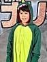 """鈴木福くん、""""冷凍保存""""された実物大恐竜親子にびっくり!"""