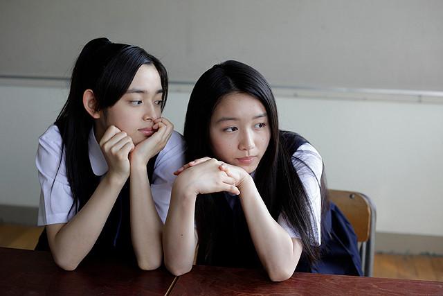 注目の若手女優が揺れ動く思春期の少女を体現