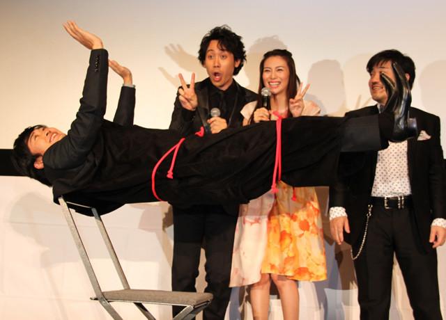 大泉洋、映画監督に意欲 劇団ひとり「青天の霹靂」に触発 39view ... 大泉洋、映画監督に