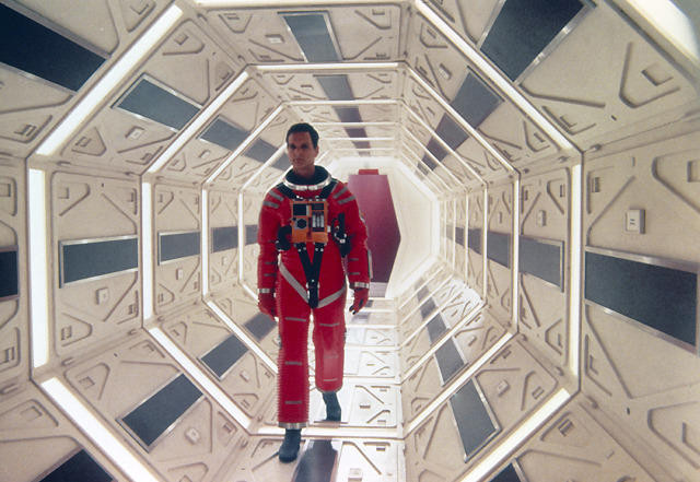 第1位に選ばれた「2001年宇宙の旅」