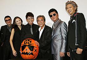 """哀川翔""""帝王""""として東映Vシネマ25年記念作「25」に自信「俺たちの道筋感じて」"""