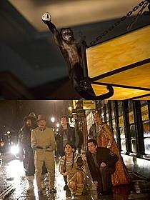 """故ロビン・ウィリアムズさんが絶賛した「ナイト ミュージアム」3部作の""""女優""""とは? : 映画ニュース"""