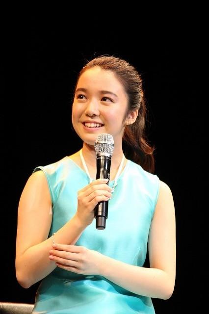 上白石萌音、「赤毛のアン」でミュージカル初主演!「幸せ。今から楽しみです」 : 映画ニュース