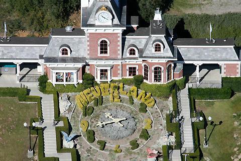 画像: マイケル・ジャクソンさんの豪邸「ネバーランド」が124億円で販売へ : 映画ニュース - 映画.com
