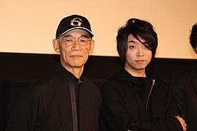 富野由悠季監督と落合陽一氏