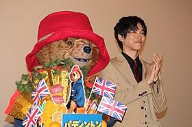 """松坂桃李、""""紳士""""を目指す!「パディントン」"""