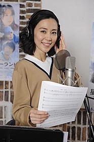 15年ぶりに歌声を披露する木村佳乃