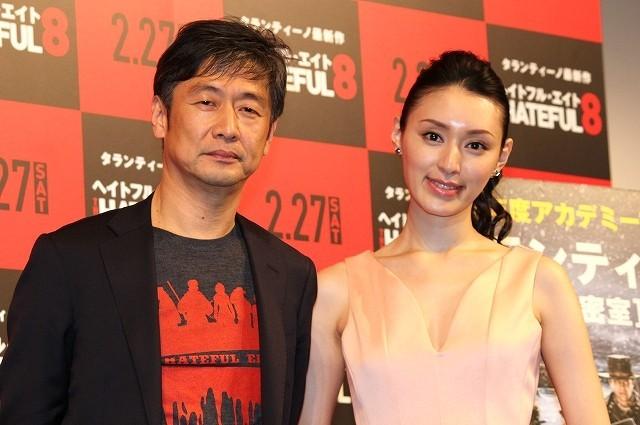 栗山千明、タランティーノとの再タッグに意欲!「キル・ビル3」の企画に「やりたい」 : 映画ニュース