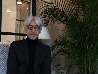 坂本龍一、ベルギーの映画祭で栄誉賞!日本人としては初受賞 : 映画ニュース