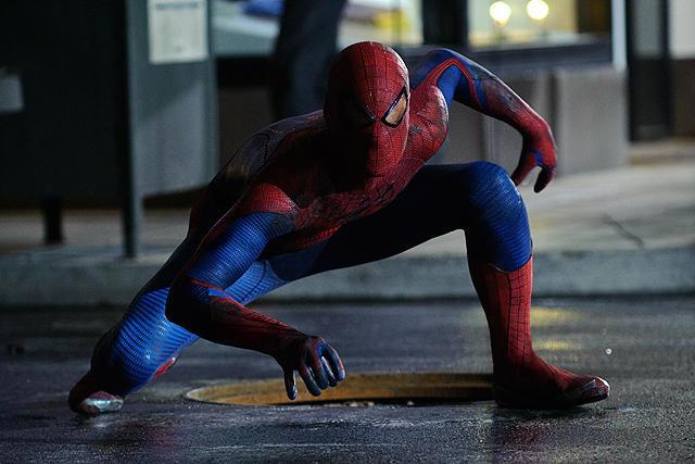 「アメイジング・スパイダーマン」の画像17