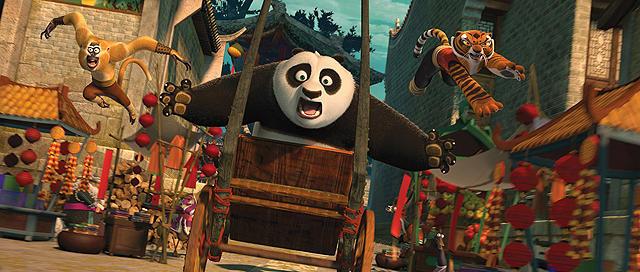 「カンフー・パンダ2」の画像8