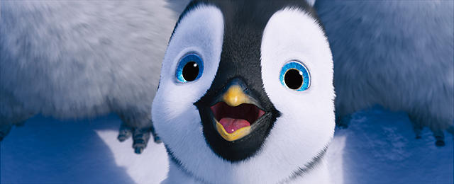 「ハッピーフィート2 踊るペンギンレスキュー隊」の画像1