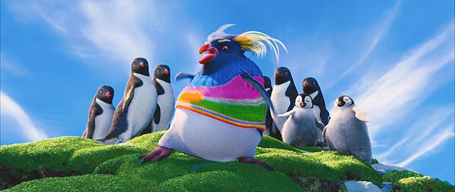 「ハッピーフィート2 踊るペンギンレスキュー隊」の画像7