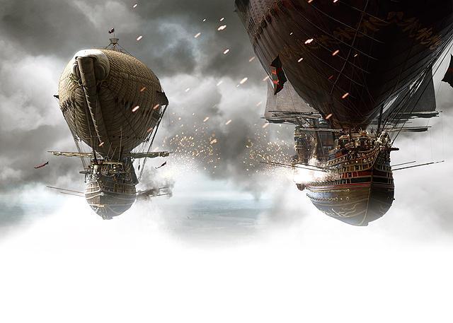 「三銃士 王妃の首飾りとダ・ヴィンチの飛行船」の画像7