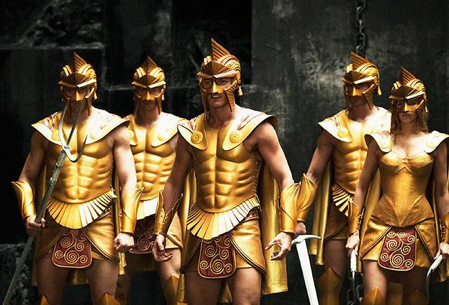 「インモータルズ 神々の戦い」の画像1