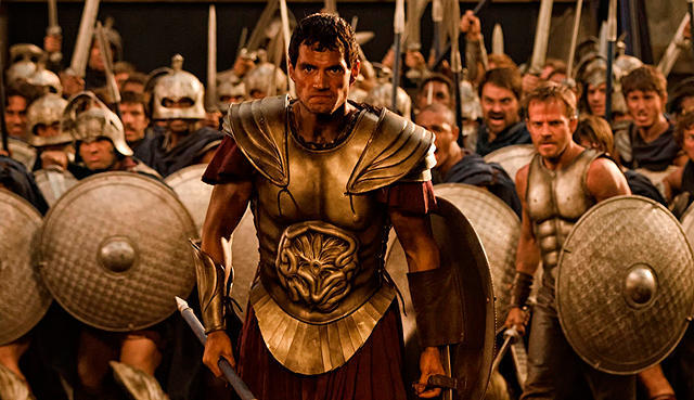 「インモータルズ 神々の戦い」の画像2
