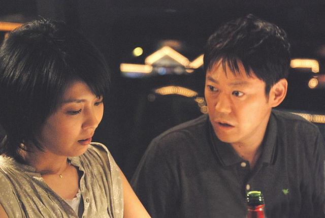 「夢売るふたり」の画像4 実家暮らしで結婚願望を持つOLの咲月(田中麗奈)、男運が 悪い風俗嬢の