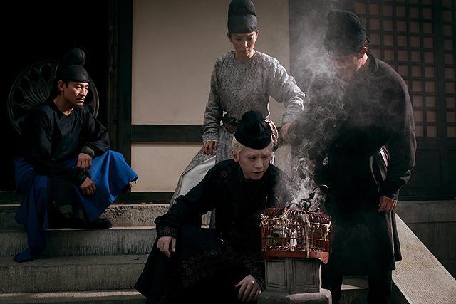 「王朝の陰謀 判事ディーと人体発火怪奇事件」の画像11