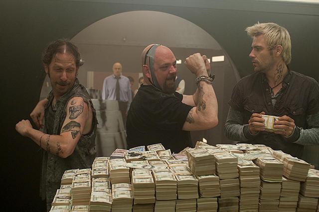 「フライペーパー! 史上最低の銀行強盗」の画像7