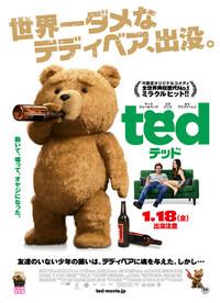 テッドのポスター