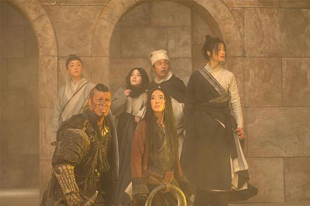 「ドラゴンゲート 空飛ぶ剣と幻の秘宝」の画像3