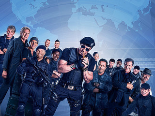 「エクスペンダブルズ3 ワールドミッション」《「エクスペンダブルズ」を見たことない人》限定試写会