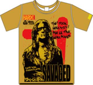 「サベージ・キラー」特製Tシャツ