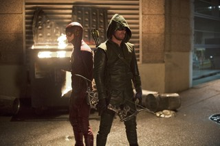 「THE FLASH/フラッシュ」シーズン1第8話&「ARROW/アロー」シーズン3第8話DCコミックス特別上映会