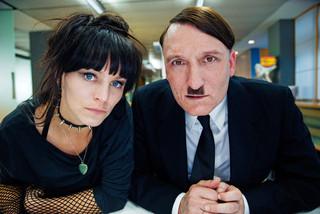 「帰ってきたヒトラー」一般試写会