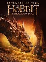 ホビット 竜に奪われた王国 エクステンデッド・エディション(特典映像なし)(吹替版)