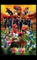 獣電戦隊キョウリュウジャーVSゴーバスターズ 恐竜大決戦!さらば永遠の友よ