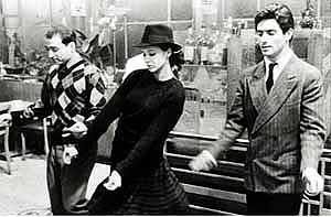 はなればなれに(1964)の映画評論・批評
