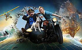 タンタンの冒険 ユニコーン号の秘密の映画評論・批評