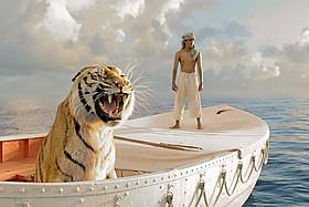 ライフ・オブ・パイ トラと漂流した227日の映画評論・批評