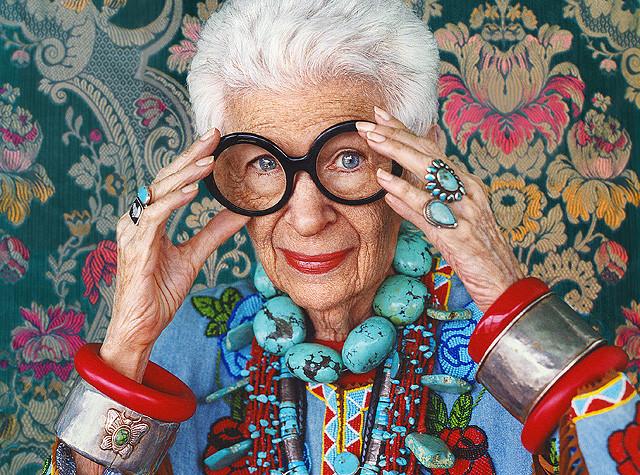 アイリス・アプフェル!94歳のニューヨーカーの映画評論・批評