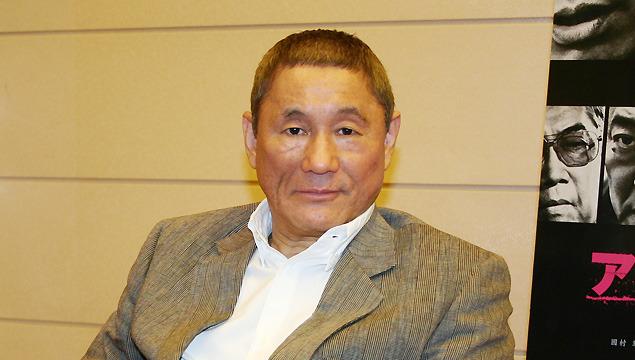 映画監督デビューから、早21年。今年1月で63歳になった北野武監督 映画監督デビューから、早21