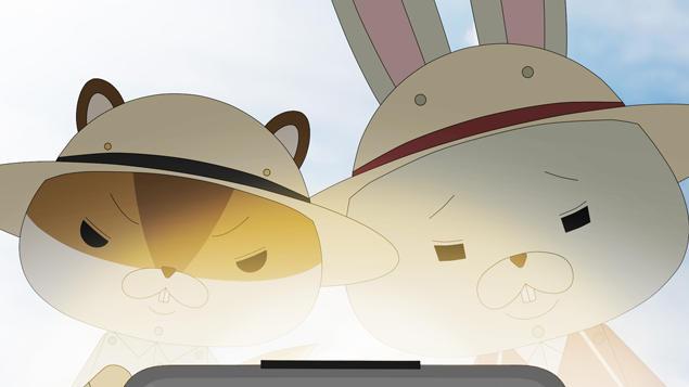 映画「紙兎ロペ」 つか、夏休みラスイチってマジっすか!?の特集