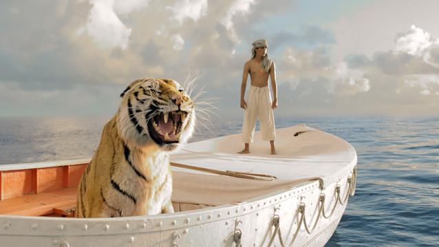 ライフ・オブ・パイ トラと漂流した227日の特集